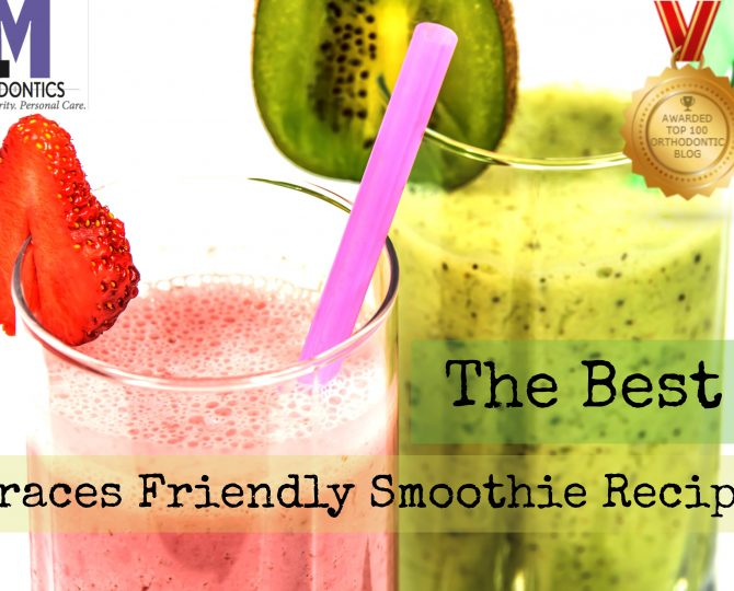 The Best Braces Friendly Smoothie Recipe