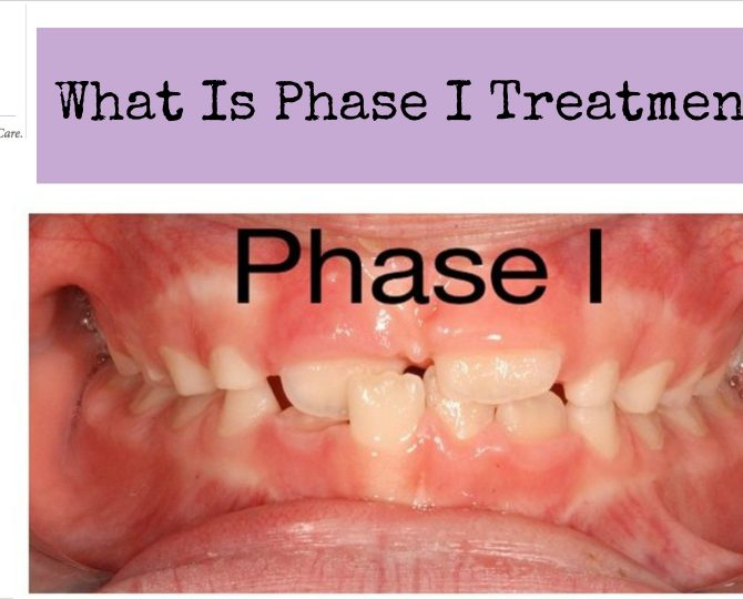 What is Phase 1 Treatment