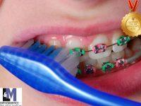 Brushing With Braces L&M Orthodontics