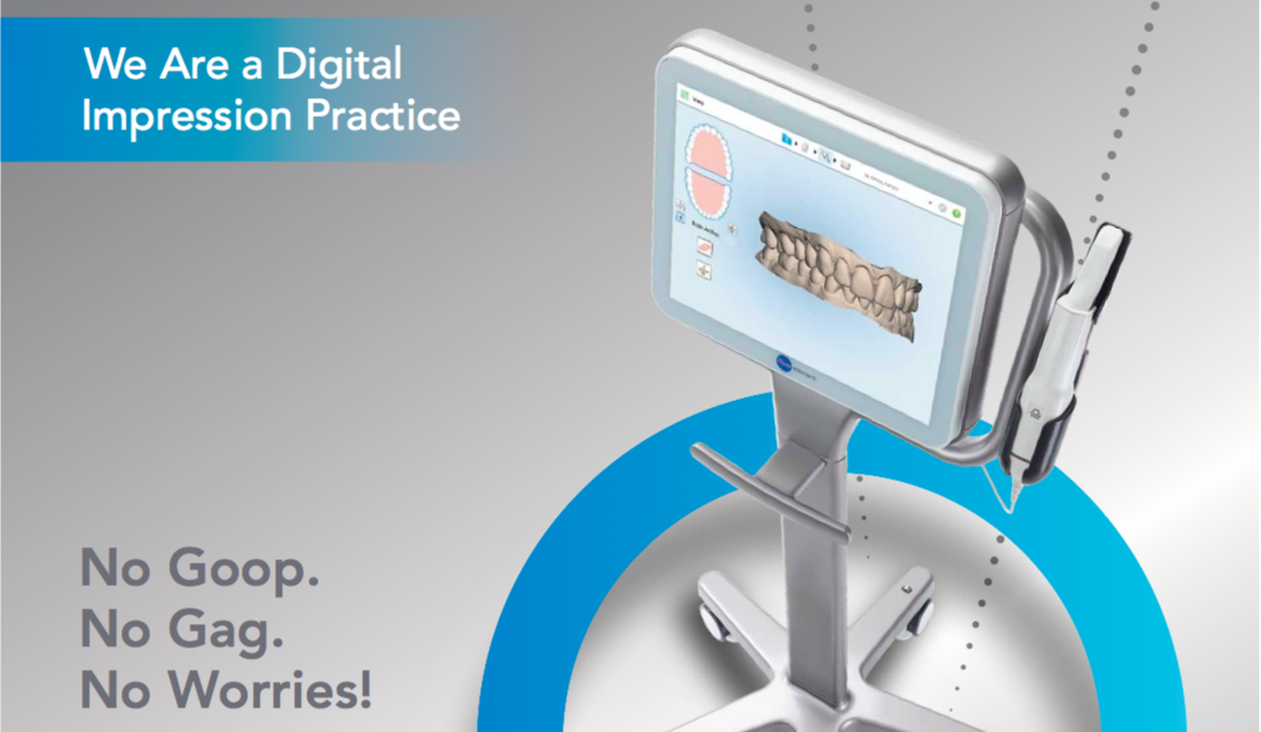 Itero Digital Scanner at L&M Orthodontics