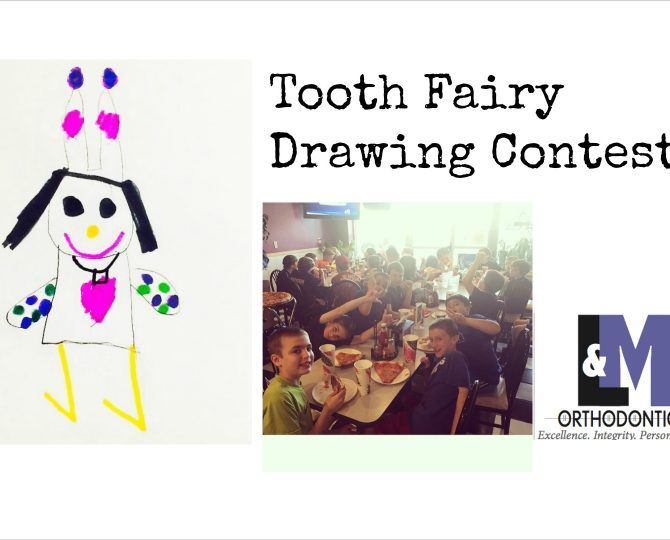 Dental Health Month Tooth Fairy Drawing Contest