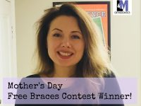 Free Braces Contest Winner