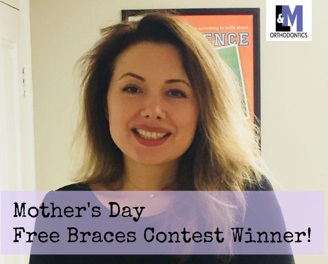 Free Braces Contest Winner