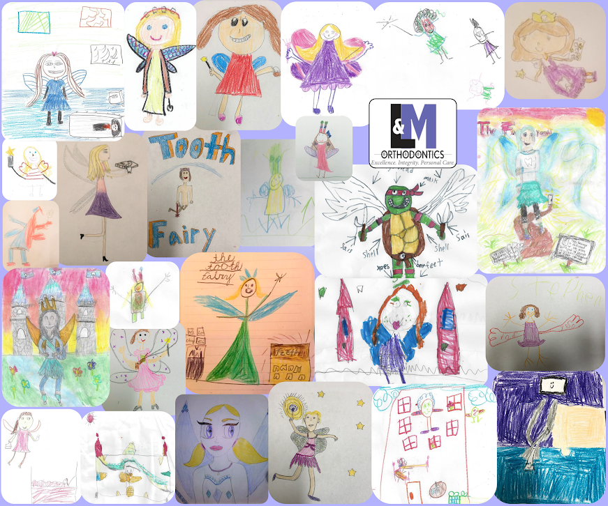 L&M Tooth Fairy Drawing Contest 2019